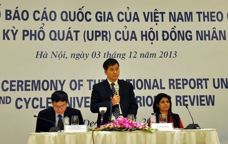 ベトナム、UPRに参加 - ảnh 1