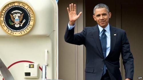 オバマ米大統領、マレーシア訪問 - ảnh 1