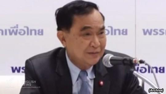 タイ貢献党幹事長、辞職