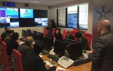 警察総局、イタリアを訪問 - ảnh 1