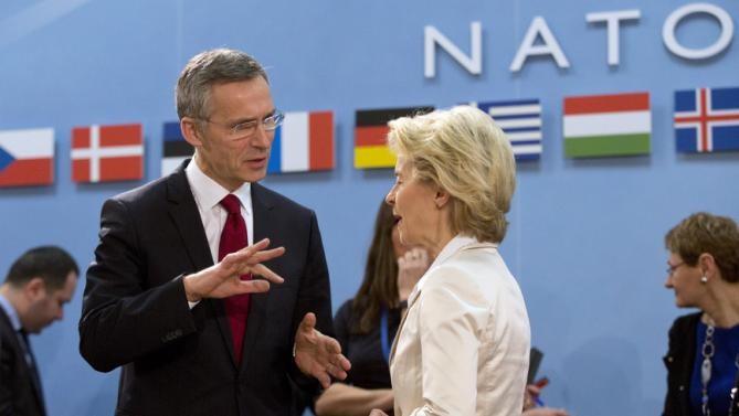 NATO「速攻部隊」 年内に運用開始 - ảnh 1