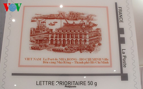仏、越に残るコロニアル建築切手を発行 - ảnh 4
