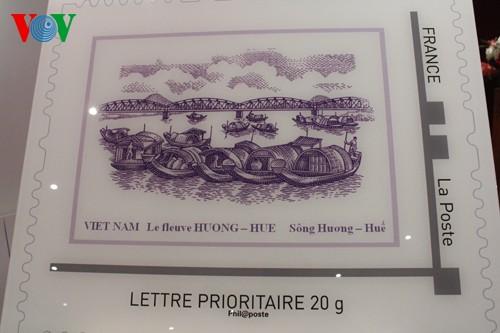 仏、越に残るコロニアル建築切手を発行 - ảnh 3