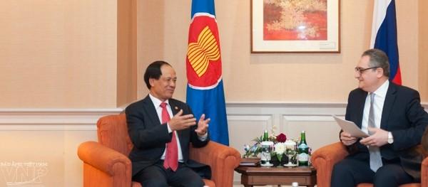 ロシア、ASEANを支持 - ảnh 1