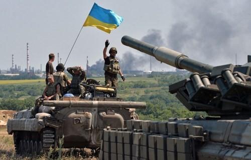 ウクライナ和平巡る事前協議 - ảnh 1