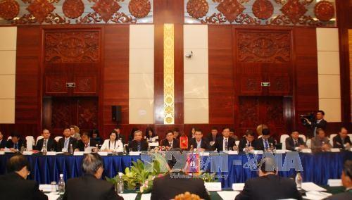 ベトナム・ラオス国境問題担当代表団の会議 - ảnh 1