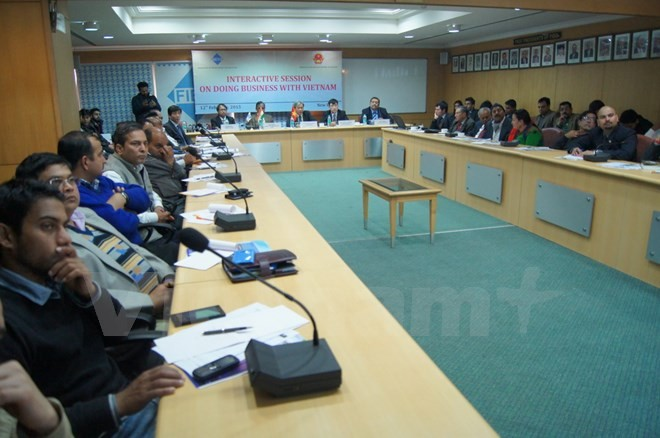 インドでの「ベトナムとの経営」座談会 - ảnh 1