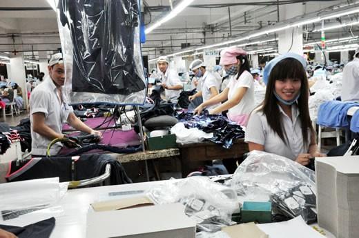 繊維製品部門、輸出を強化 - ảnh 1