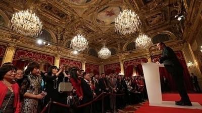 仏大統領、ベトナムとの関係を評価 - ảnh 1