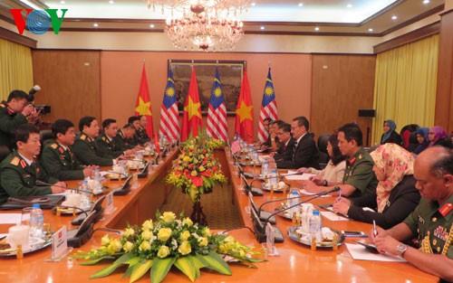 ベトナムとマレーシア、国防協力を強化 - ảnh 1