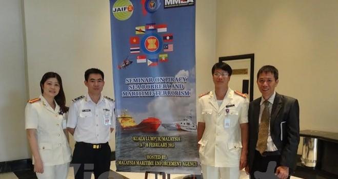 越、ASEANの海賊・海上テロ防止シンポに参加 - ảnh 1