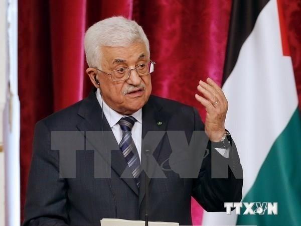 パレスチナ 国際刑事裁判所に正式加盟 - ảnh 1