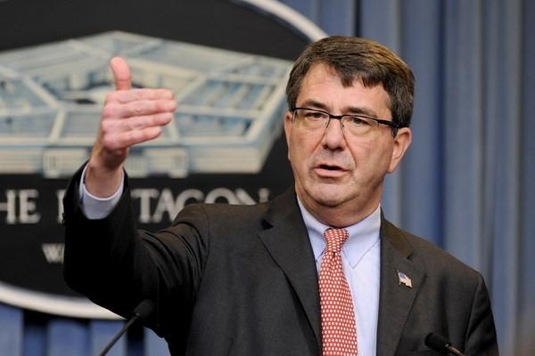 米国防長官、TPPは「新たな空母に匹敵する」 - ảnh 1