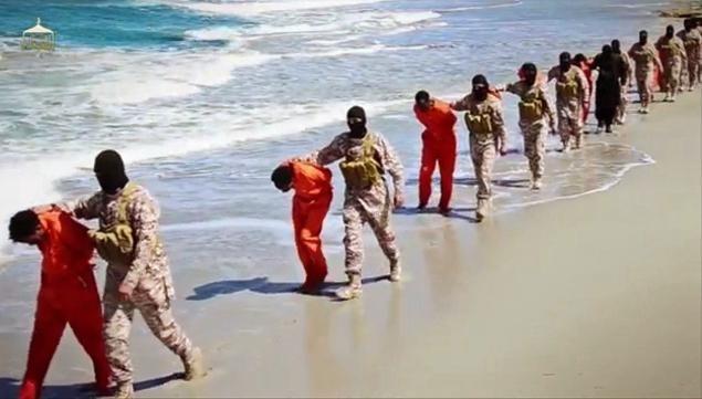 IS、エチオピア人を殺害したとする映像を公開 - ảnh 1