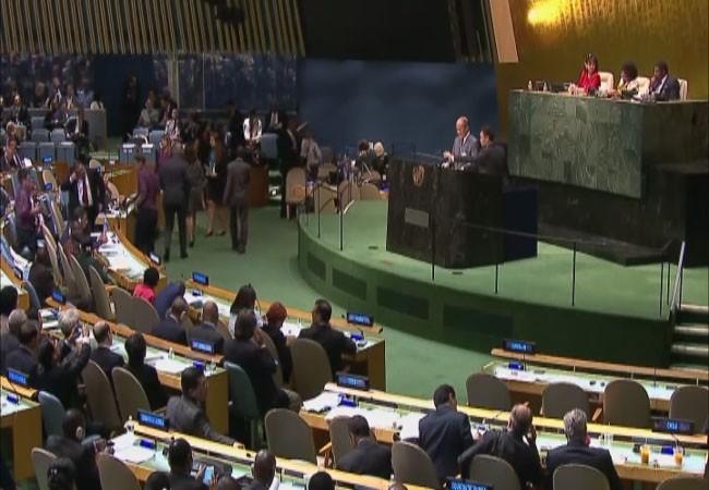 第4回世界国会議長会議が始まる - ảnh 1