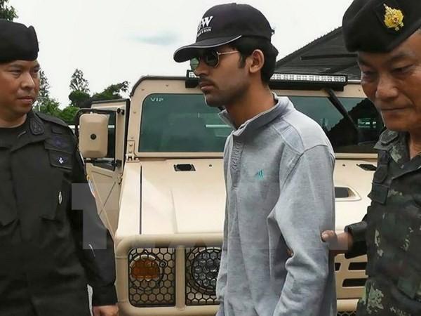 バンコク爆弾テロ 逮捕の男「現場近くにいた」 - ảnh 1