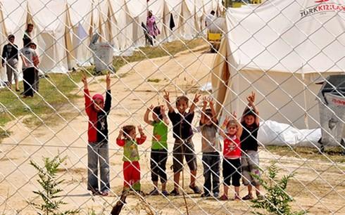 欧州諸国、難民問題解決を進める - ảnh 1