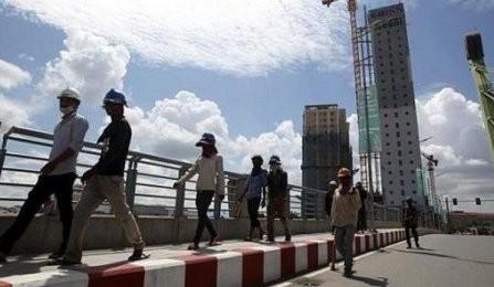 カンボジア、ベトナムの政策を歪曲する者を逮捕 - ảnh 1