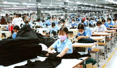 国際社会への参入を進める繊維製品部門 - ảnh 1