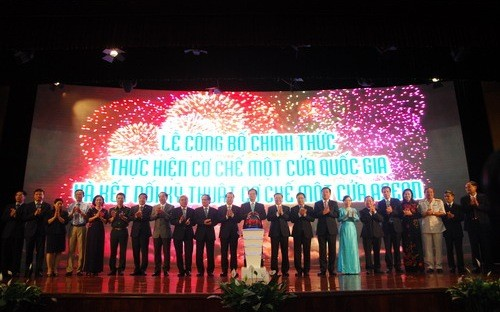 ベトナム、国の窓口一本化制度をASEANと繋げる - ảnh 1
