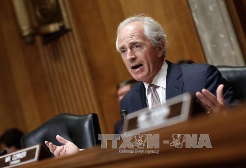 イラン核合意、履行確実に=上院で不承認回避-米 - ảnh 1