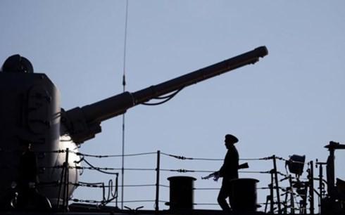 ロシア外相 シリアへの軍事支援強化は否定 - ảnh 1