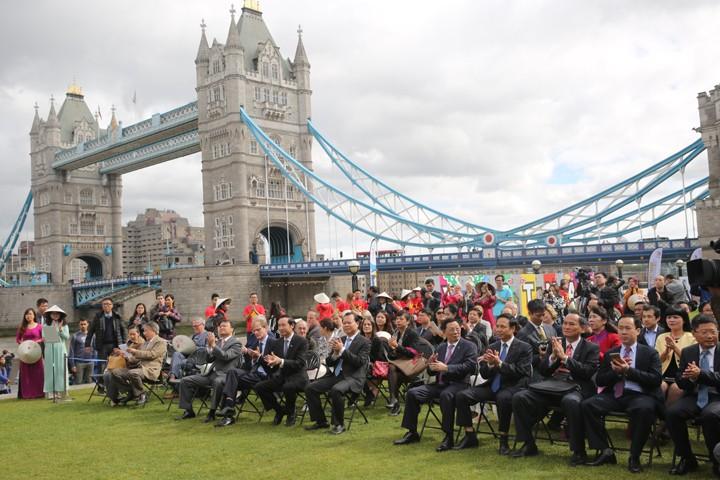 ベトナム探検祭り、ロンドンで開催 - ảnh 1