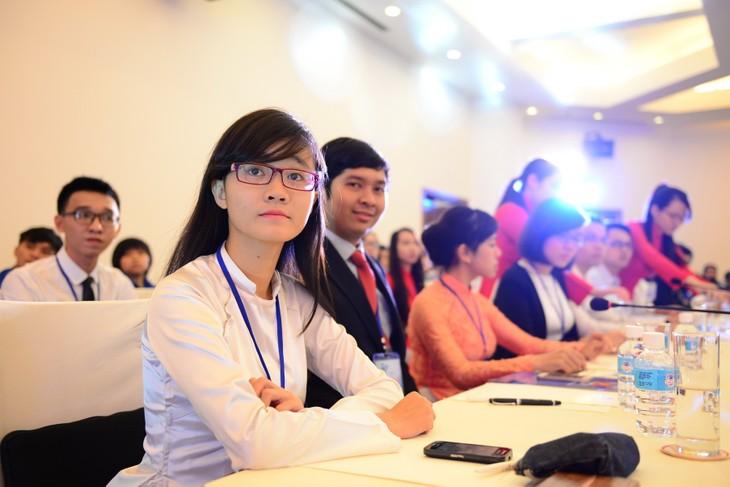 ASEAN青年フォーラム2015、HCM市で開幕 - ảnh 1