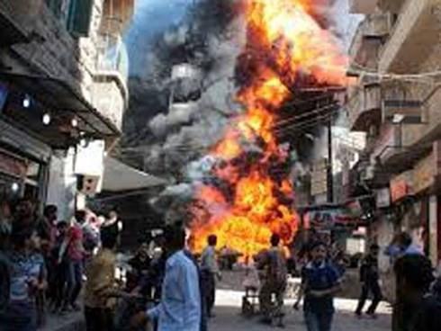米ロ国防相、シリア情勢めぐり協議 - ảnh 1