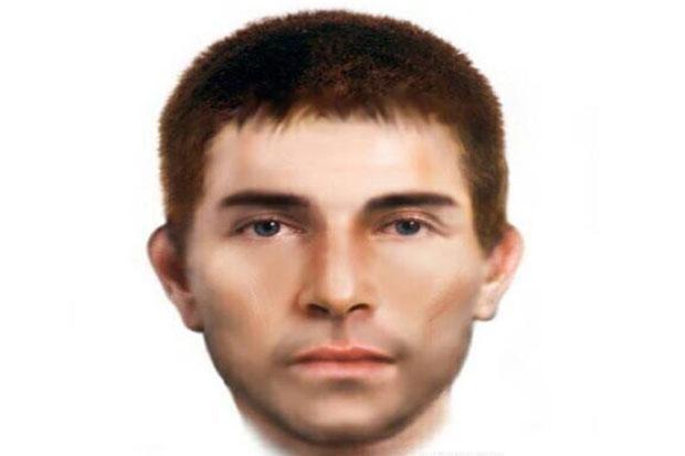 バンコク爆弾テロ 「青いシャツの男」の新たな画像と似顔絵公開 - ảnh 1