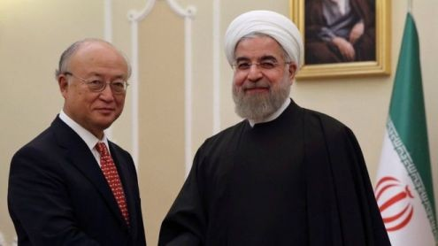 イラン IAEAに軍事施設への訪問認める - ảnh 1