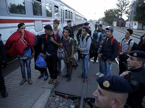 EU首脳会議、難民支援を強化 - ảnh 1