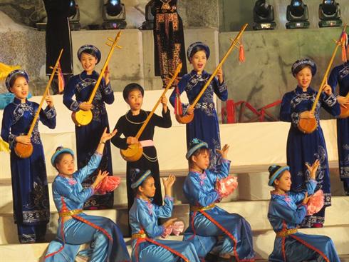 ベトナム少数民族の民謡「テン」を紹介する - ảnh 1