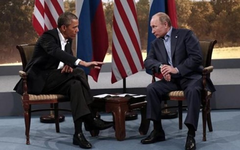 28日に米ロ首脳会談 議題めぐり早くも対立 - ảnh 1