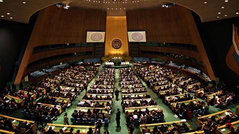 国連、新開発目標を採択 - ảnh 1