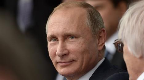 露大統領、シリアでの「テロ組織攻撃は正しい」 - ảnh 1