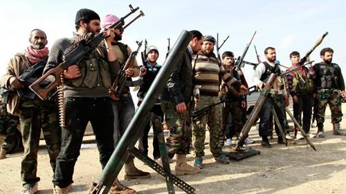 シリアに対するアメリカの政策を巡る問題 - ảnh 1