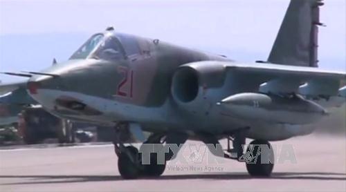 ロシア、シリアに派遣された戦闘機が安全 - ảnh 1