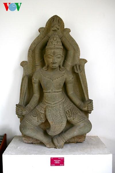 ダナン市のチャム族彫刻博物館(1) - ảnh 9