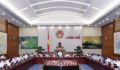 政府の月例会議 - ảnh 1