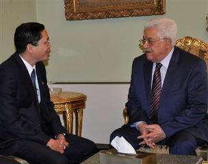 ベトナム・パレスチナ、衝突の平和的解決を支持  - ảnh 1