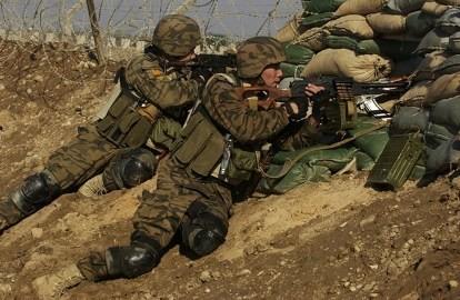 モンゴル、多国間合同軍事演習が開幕 - ảnh 1