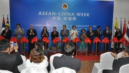 北京で、ASEAN・中国ウイーク開幕 - ảnh 1