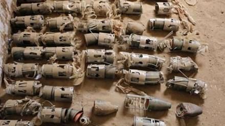 米国、サウジアラビアにクラスター爆弾の配信を停止 - ảnh 1