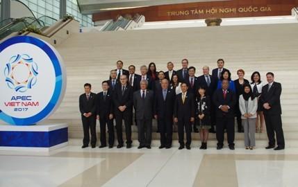 APEC2017の優先課題に関するシンポジウム - ảnh 1