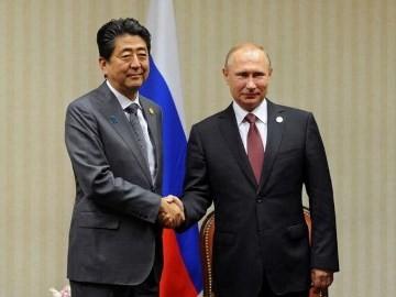 日露、領土問題協議へ…首相、交渉に意気込み - ảnh 1