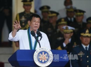 フィリピン大統領、米軍駐留認める協定撤回の可能性示唆 - ảnh 1