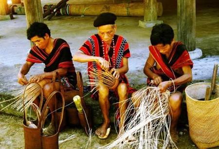 コム族の伝統職業 - ảnh 1