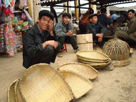 コム族の伝統職業 - ảnh 2