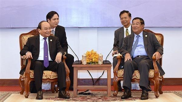 ベトナムとカンボジアとの関係 - ảnh 1